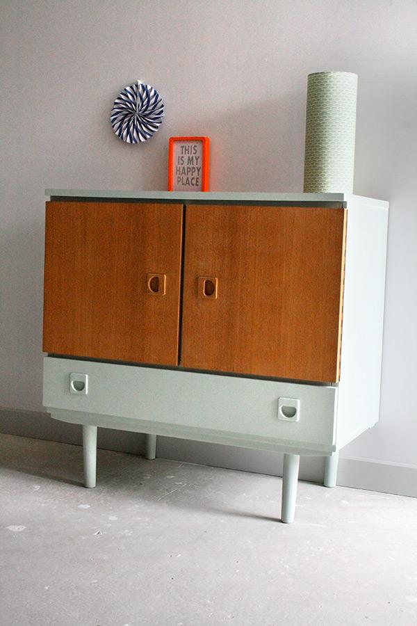 Meuble appoint vintage gustave les jolis meubles for Commande meubles concept