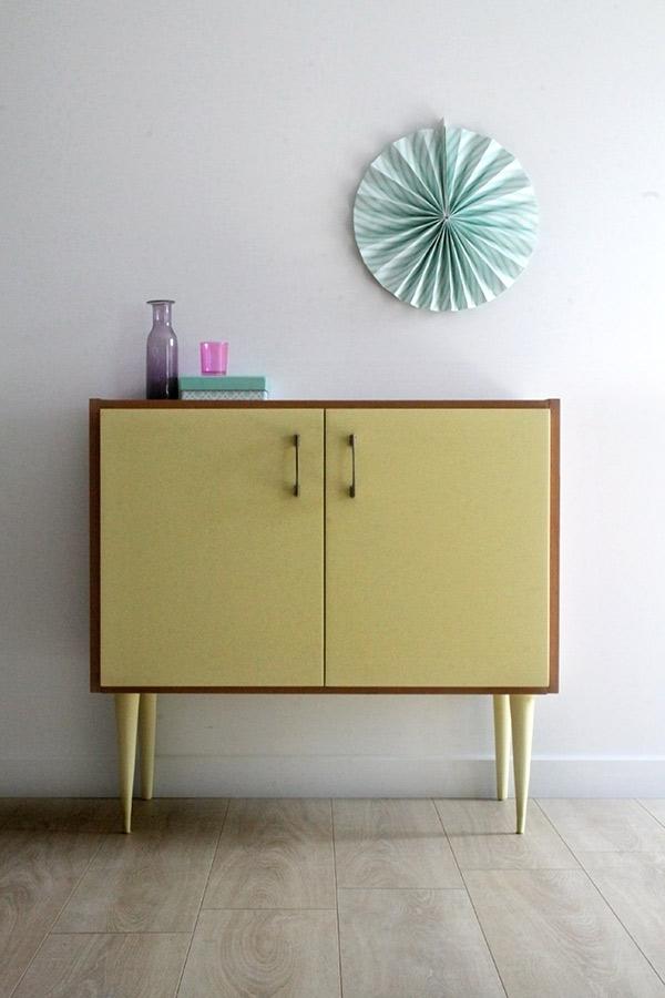 meuble appoint vintage marceau les jolis meubles. Black Bedroom Furniture Sets. Home Design Ideas