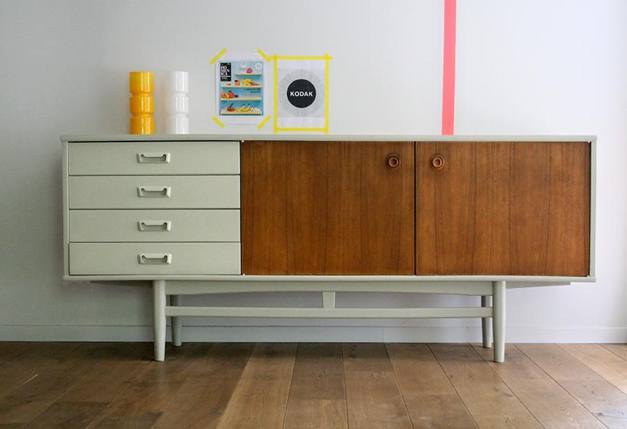 Grande enfilade vintage suzie les jolis meubles for Commande meubles concept