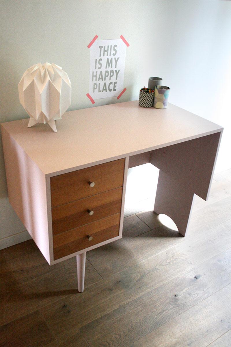 Bureau vintage jasmin les jolis meubles for Commande meubles concept