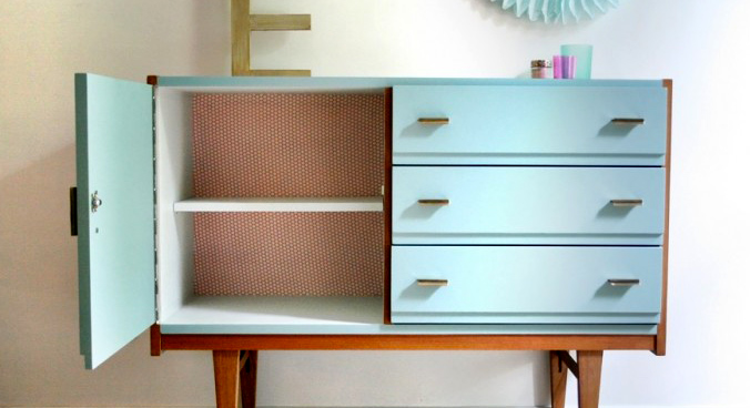 La collection de meubles vintage les jolis meubles for Retro meuble