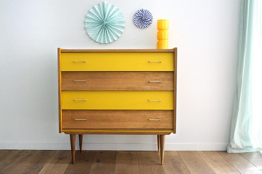 Commode vintage capucine les jolis meubles for Commande meubles concept