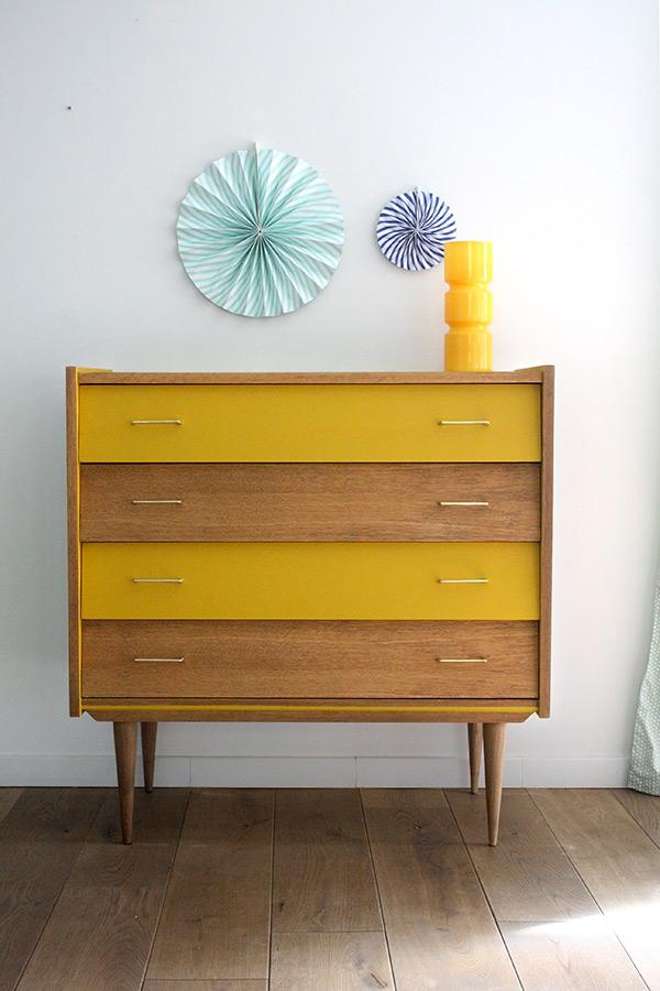 Commode vintage capucine les jolis meubles - Commode vintage ninedesign ...