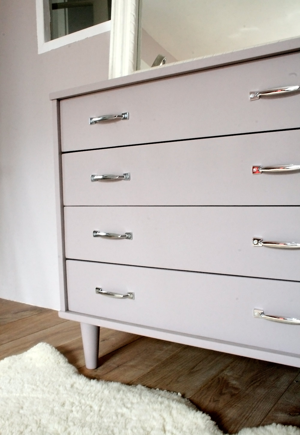 Commode 4 tiroirs for Commande meubles concept