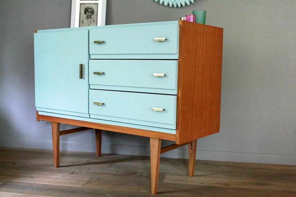 commode vintage eglantine les jolis meubles. Black Bedroom Furniture Sets. Home Design Ideas