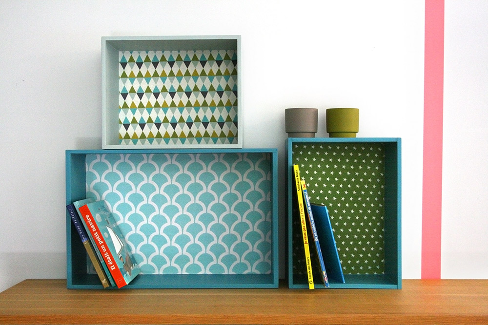 les jolies boites les jolis meubles. Black Bedroom Furniture Sets. Home Design Ideas